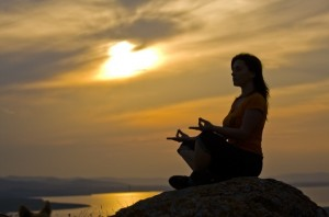 Медитация над ментальным небом