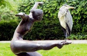 Упражнение Тревожная скульптура