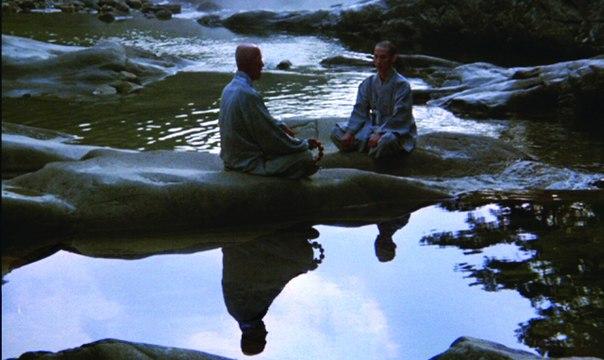 Почему Бодхидхарма ушел на Восток 09