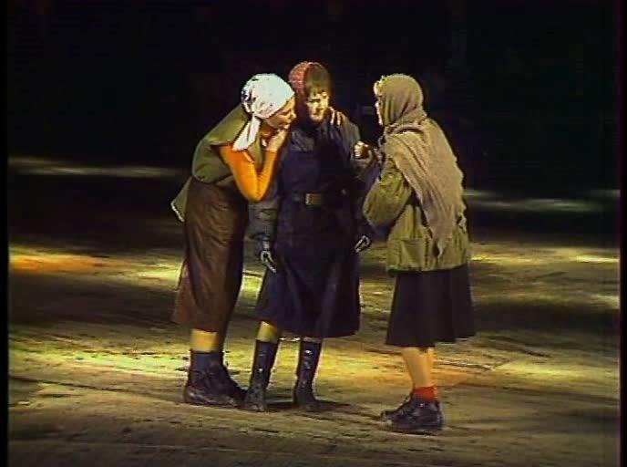 Фильм-спектакль Хозяйка 1981 год (02)