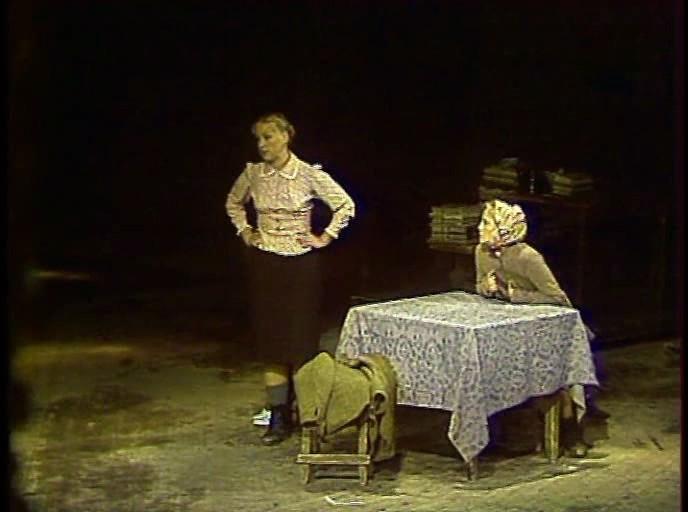 Фильм-спектакль Хозяйка 1981 год (05)