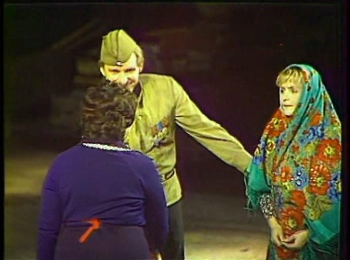 Фильм-спектакль Хозяйка 1981 год (09)