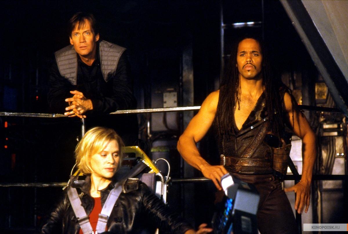 Сериал Андромеда, 2000-2005 год