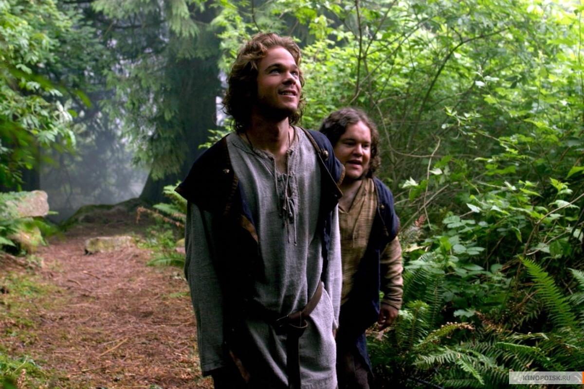 Кадр из сериала Волшебник земноморья, 2004 год (03)