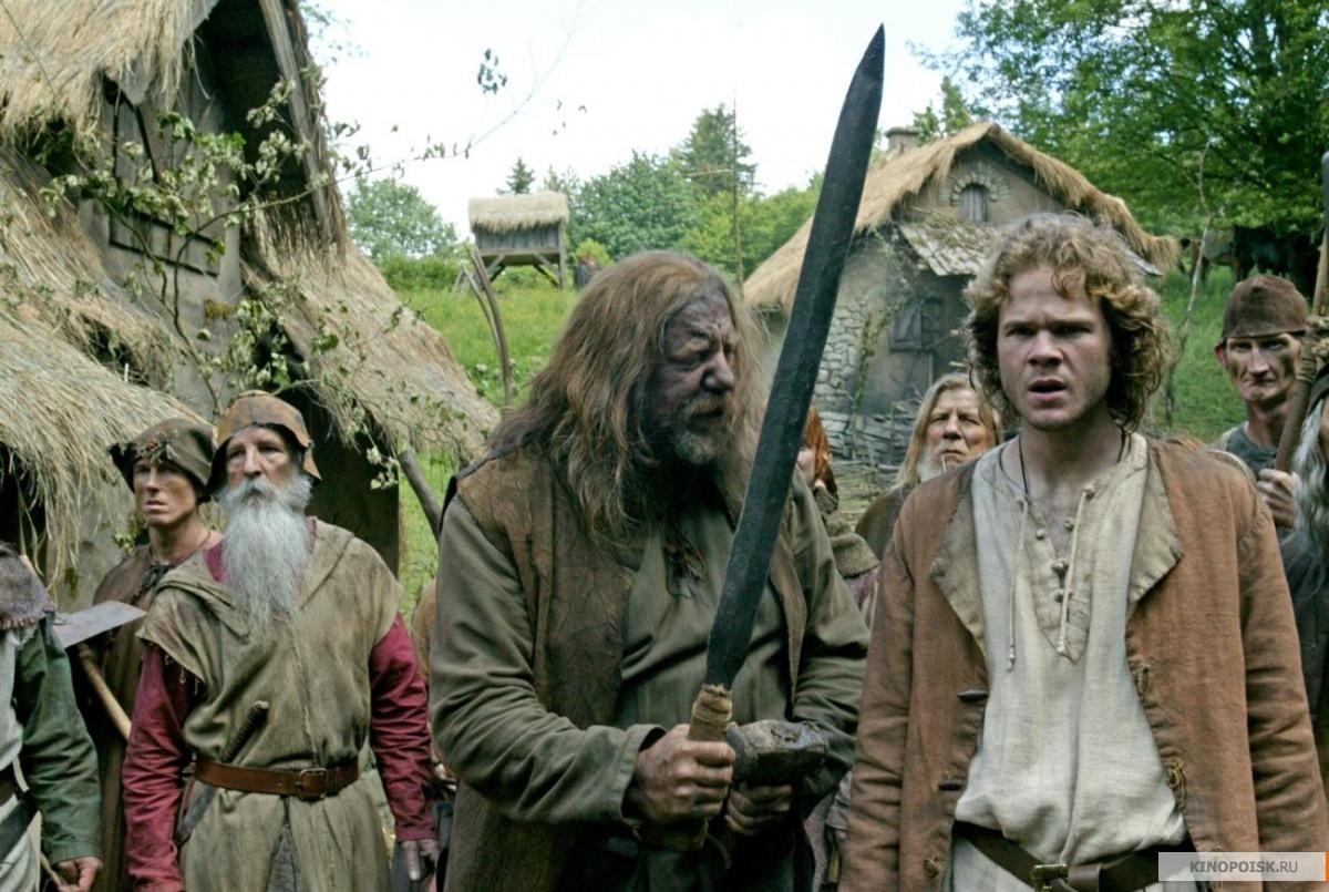 Кадр из сериала Волшебник земноморья, 2004 год (06)