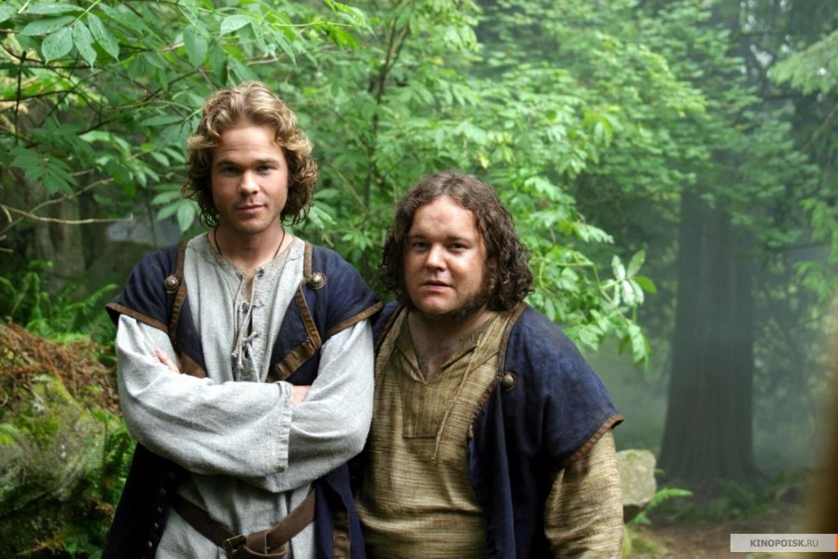 Кадр из сериала Волшебник земноморья, 2004 год (12)