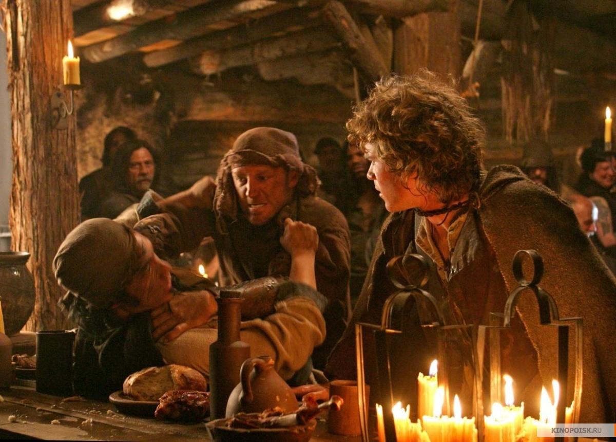 Кадр из сериала Волшебник земноморья, 2004 год (14)
