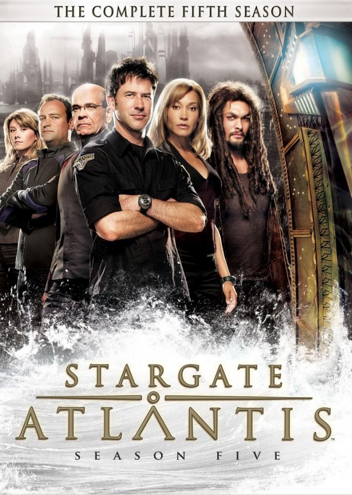 Сериал Звездные врата: Атлантида, 2004-2009 год