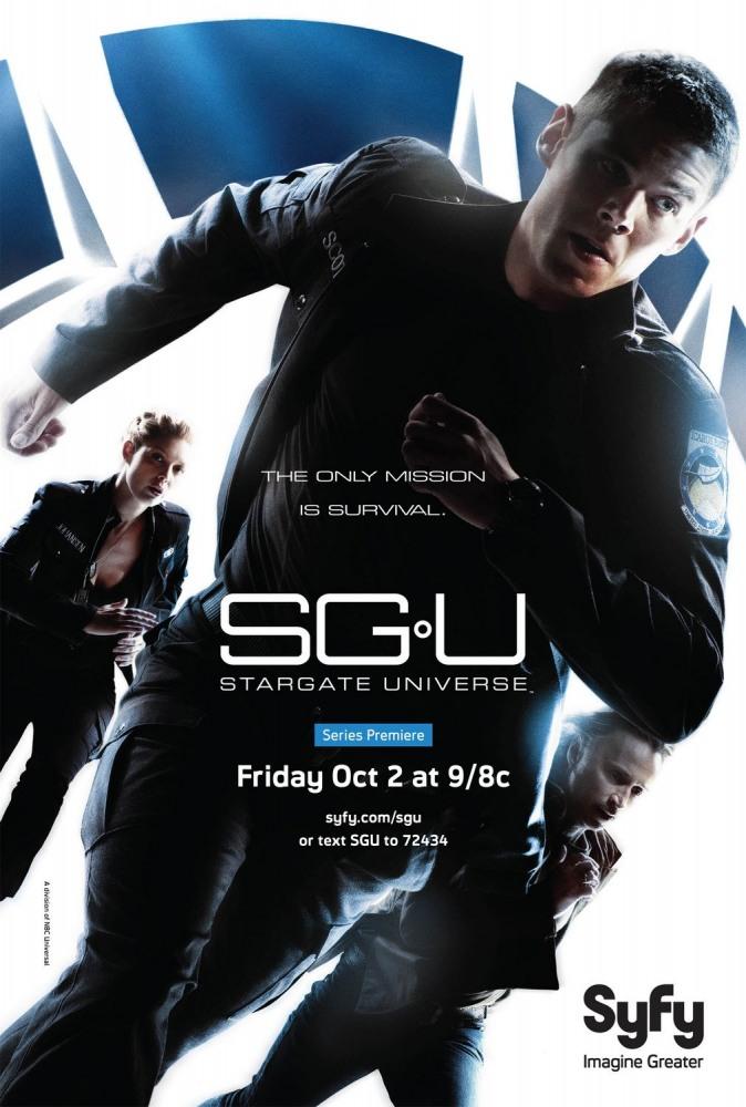Сериал Звездные врата: Вселенная, 2009-2011 год