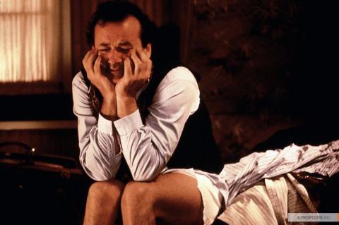 Кадр из фильма День сурка, 1993 года (01)