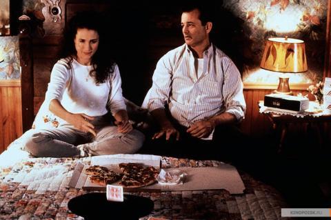 Кадр из фильма День сурка, 1993 года (02)