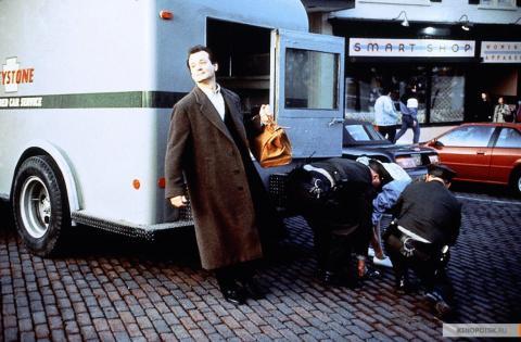Кадр из фильма День сурка, 1993 года (10)