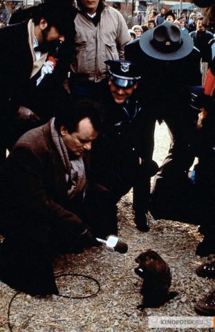 Кадр из фильма День сурка, 1993 года (12)