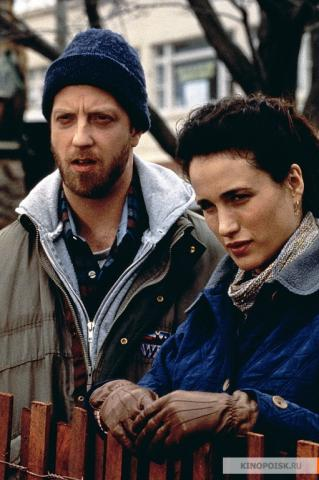 Кадр из фильма День сурка, 1993 года (15)