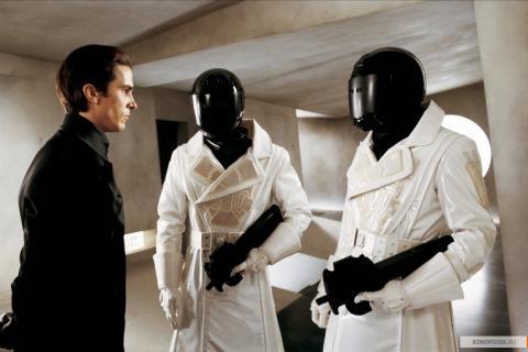 Кадр из фильма Эквилибриум, 2002 год (04)