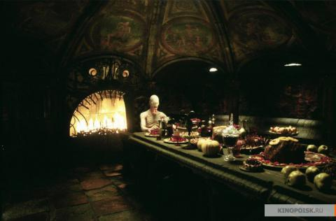 Кадр из фильма Лабиринт Фавна, 2006 год (02)