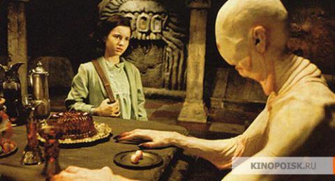 Кадр из фильма Лабиринт Фавна, 2006 год (05)