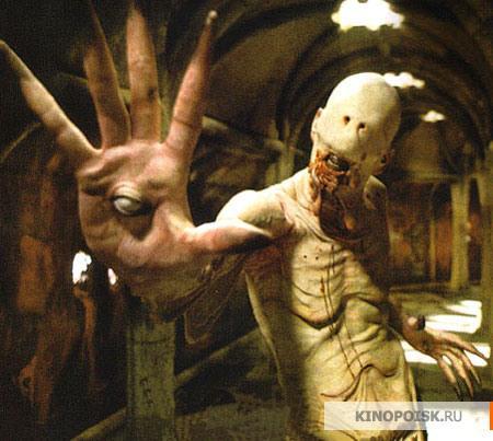 Кадр из фильма Лабиринт Фавна, 2006 год (07)