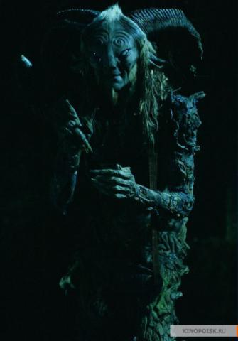 Кадр из фильма Лабиринт Фавна, 2006 год (09)