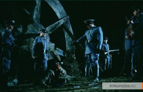 Кадр из фильма Лабиринт Фавна, 2006 год (10)