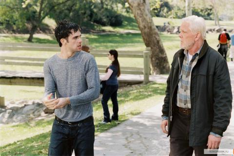 Кадр из фильма Мирный воин, 2006 год (04)