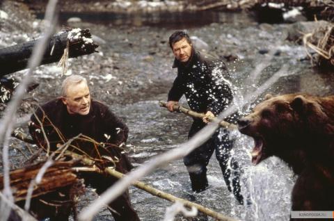 Кадр из фильма На грани, 1997 год (16)