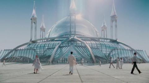 Фильм Наш дом. Астральный город, 2010 год (02)