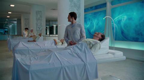 Фильм Наш дом. Астральный город, 2010 год (04)