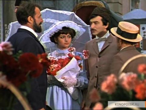 Кадр из фильма Не бойся, я с тобой!, 1981 год (03)