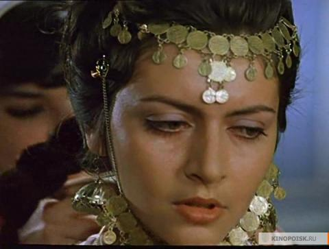 Кадр из фильма Не бойся, я с тобой!, 1981 год (04)