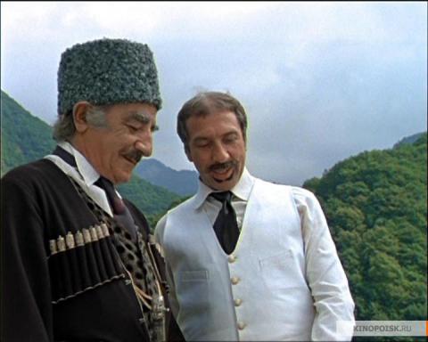 Кадр из фильма Не бойся, я с тобой!, 1981 год (12)