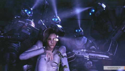 Кадр из фильма Последняя фантазия, 2001 год (01)