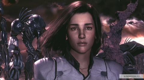 Кадр из фильма Последняя фантазия, 2001 год (03)
