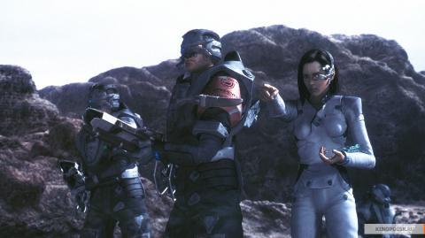 Кадр из фильма Последняя фантазия, 2001 год (06)