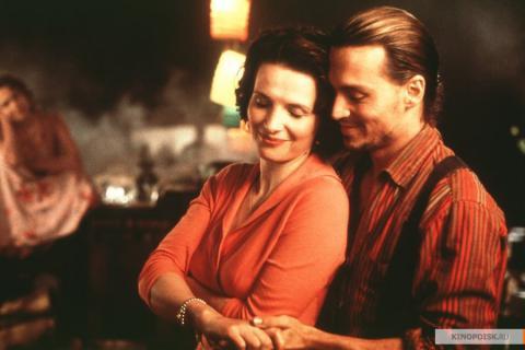 Фильм Шоколад, 2000 год (10)