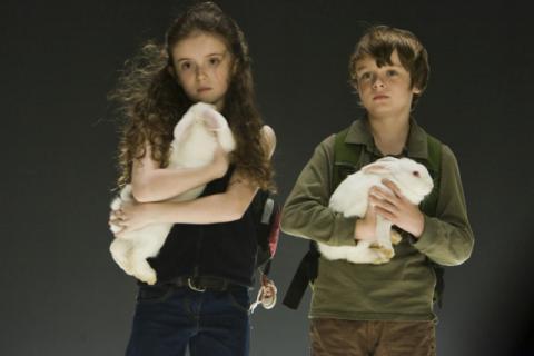 Кадр из фильма Знамение, 2009 год (05)