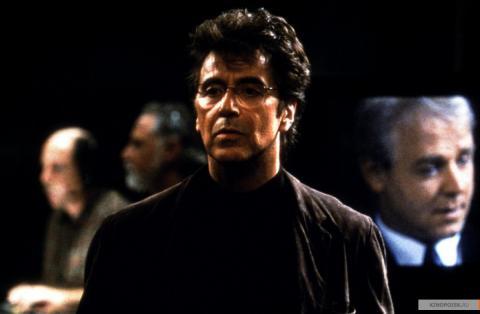 Кадр из фильма Свой человек, 1999 год (02)