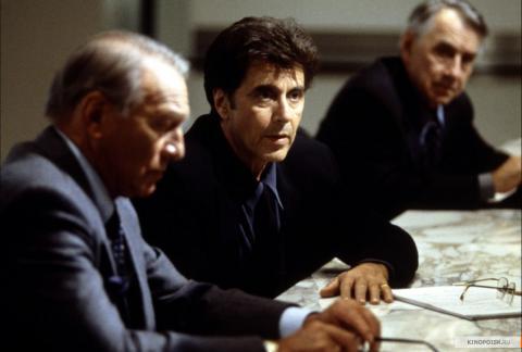 Кадр из фильма Свой человек, 1999 год (04)