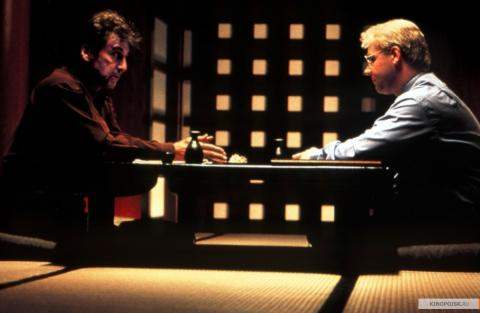 Кадр из фильма Свой человек, 1999 год (05)
