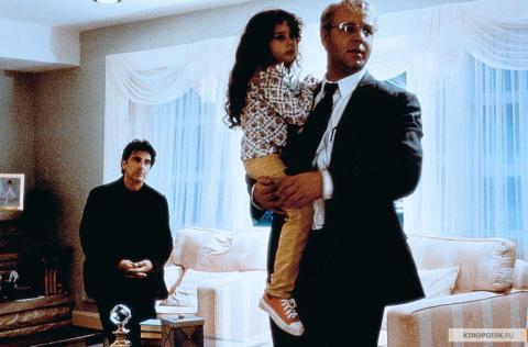 Кадр из фильма Свой человек, 1999 год (07)