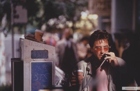 Кадр из фильма Свой человек, 1999 год (12)