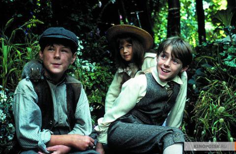 Кадр из фильма Таинственный сад, 1993 год (02)