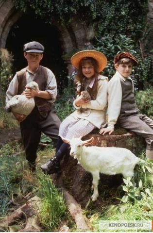 Кадр из фильма Таинственный сад, 1993 год (07)