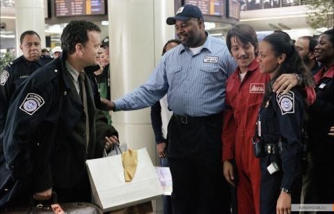 Кадр из фильма Терминал, 2004 год (08)