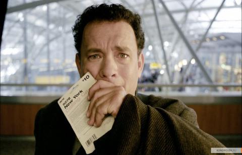 Кадр из фильма Терминал, 2004 год (12)