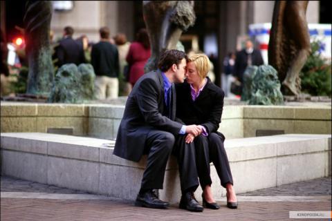 Кадр из фильма В чужом ряду, 2002 год (02)