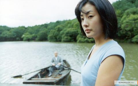 Кадр из фильма Весна, лето, осень, зима... и снова весна, 2003 год (18)