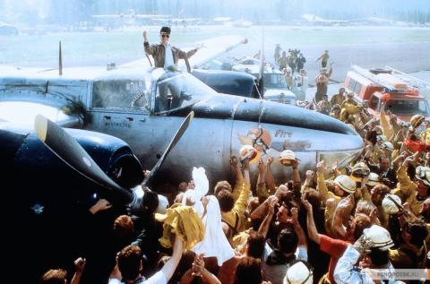 Кадр из фильма Всегда, 1989 год (02)