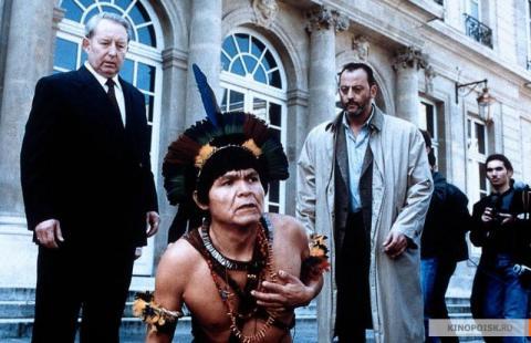 Кадр из фильма Ягуар, 1996 год (12)