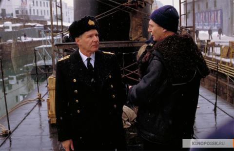 Кадр из фильма К-19, 2002 год (10)